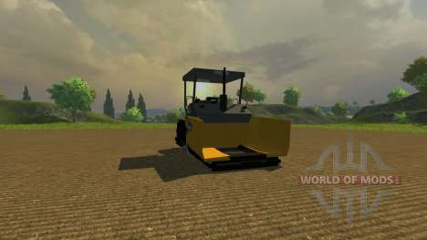 Paver for Farming Simulator 2013