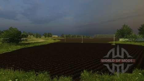 Cherkasy region for Farming Simulator 2013