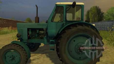 MTZ-50 Belarus for Farming Simulator 2013