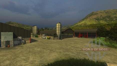 United Kingdom (UK) for Farming Simulator 2013