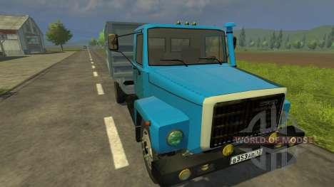 GAZ 3309 for Farming Simulator 2013