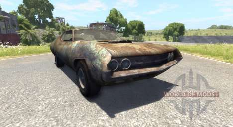 Ford Torino 1970 Extreme for BeamNG Drive
