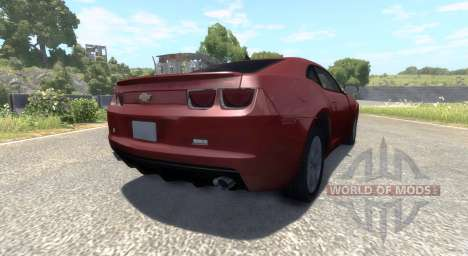 Chevrolet Camaro 2010 for BeamNG Drive