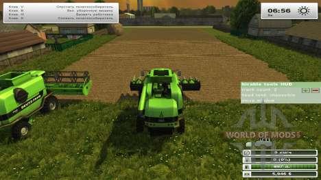 Hirabletools for Farming Simulator 2013