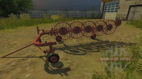 Agromet Z-211 for Farming Simulator 2013