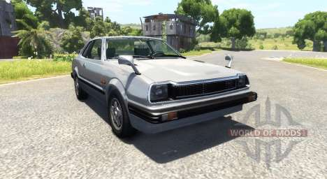 Honda Prelude SN for BeamNG Drive