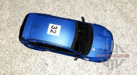 Subaru Impreza WRX STI 2008 for BeamNG Drive