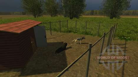 Watch dogs for Farming Simulator 2013