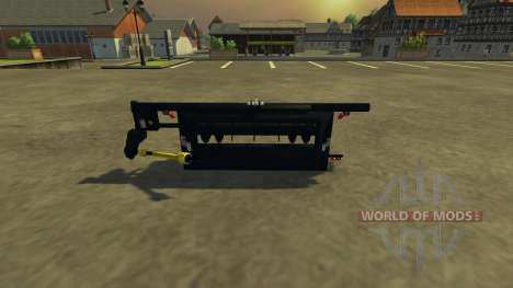 MacDon d50 for Farming Simulator 2013