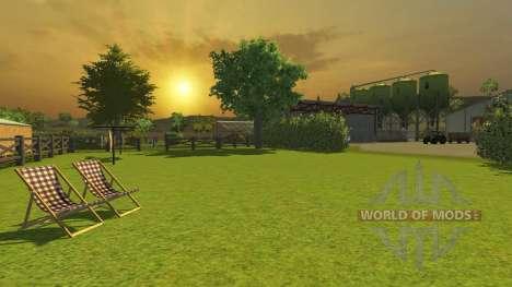 Hagestedt for Farming Simulator 2013