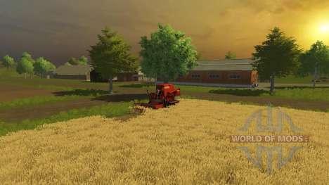 moreRealistic Hegenstadt for Farming Simulator 2013
