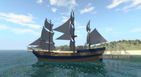 The Pembroke for BeamNG Drive