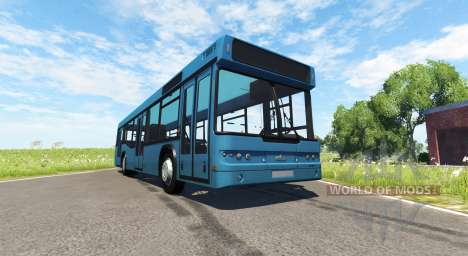 MAZ-203 blue for BeamNG Drive