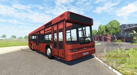 MAZ-203 red for BeamNG Drive