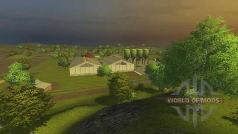 Hagestedt for Farming Simulator 2013