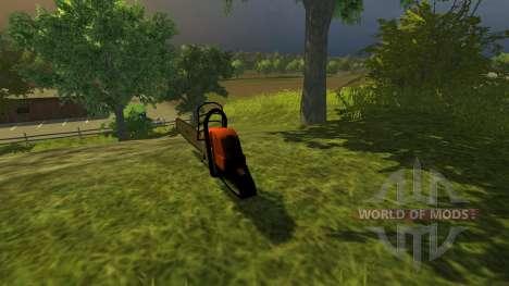 Chainsaw for Farming Simulator 2013
