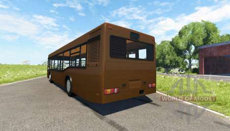 MAZ-203 brown for BeamNG Drive