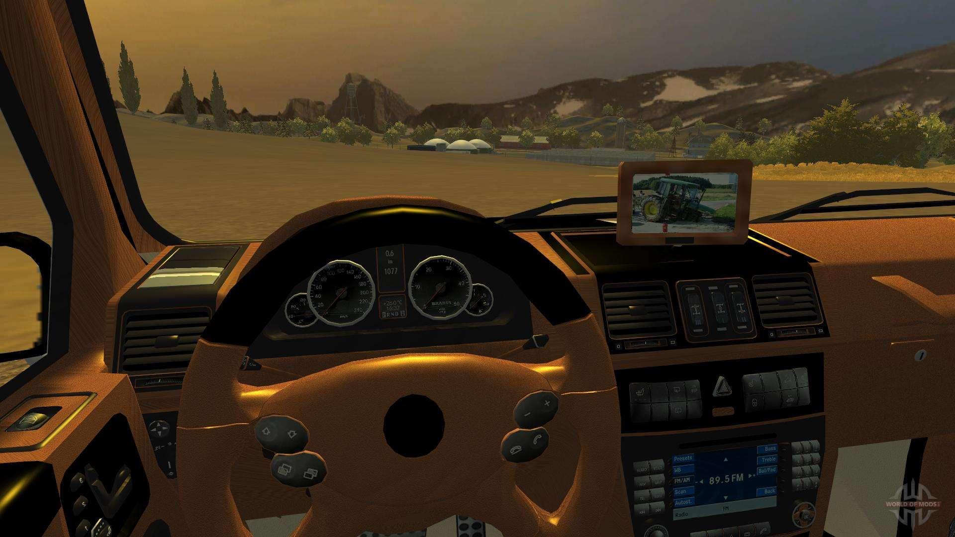 Mercedes benz simulator game free download