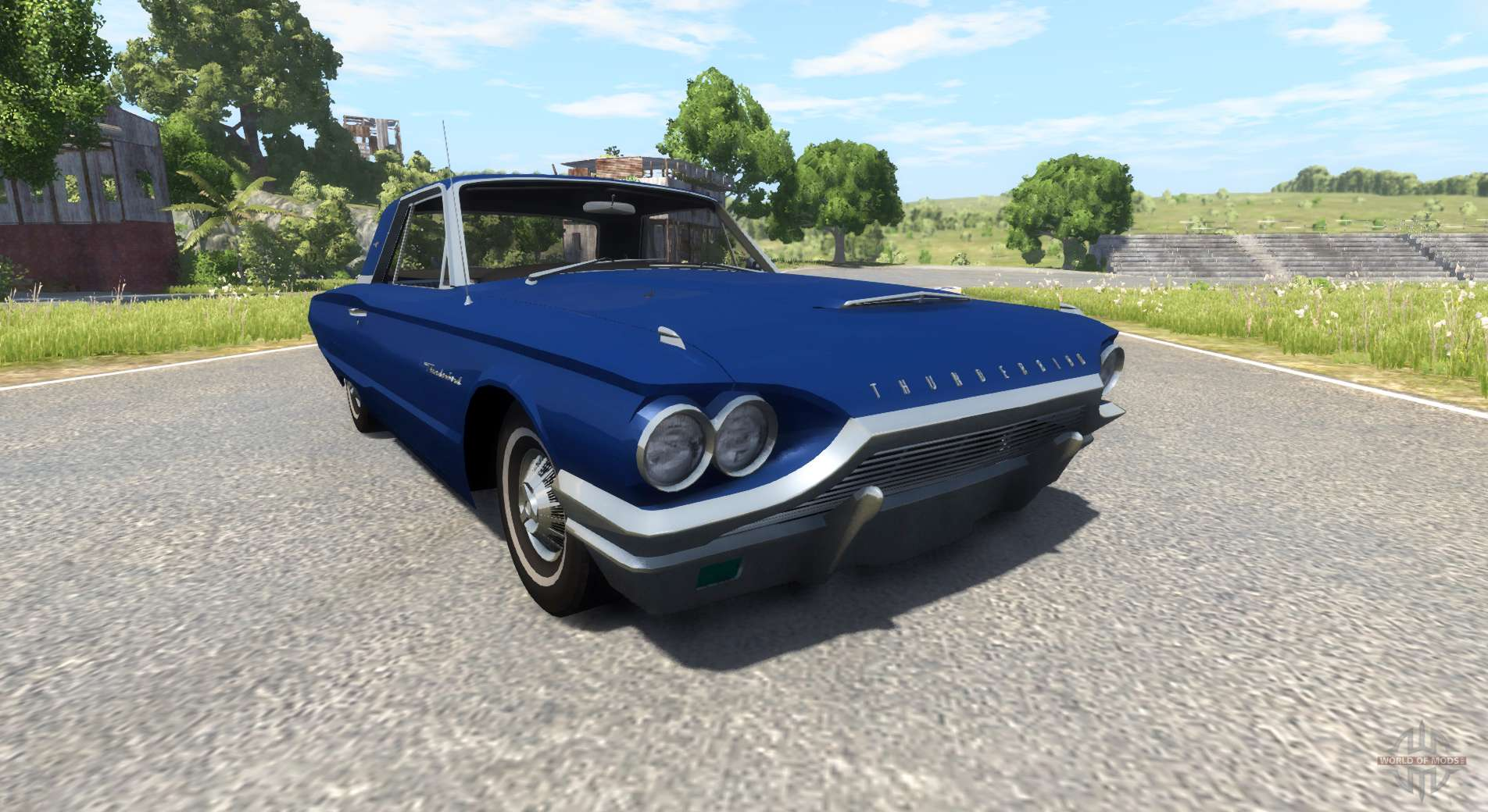 2015 Ford Thunderbird >> Ford Thunderbird 1964 for BeamNG Drive