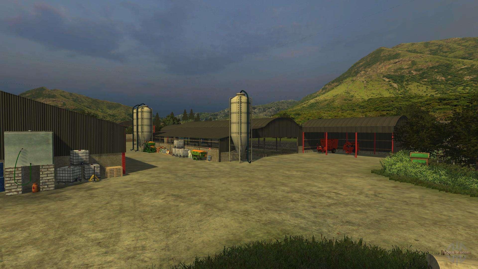 United kingdom uk for farming simulator 2013