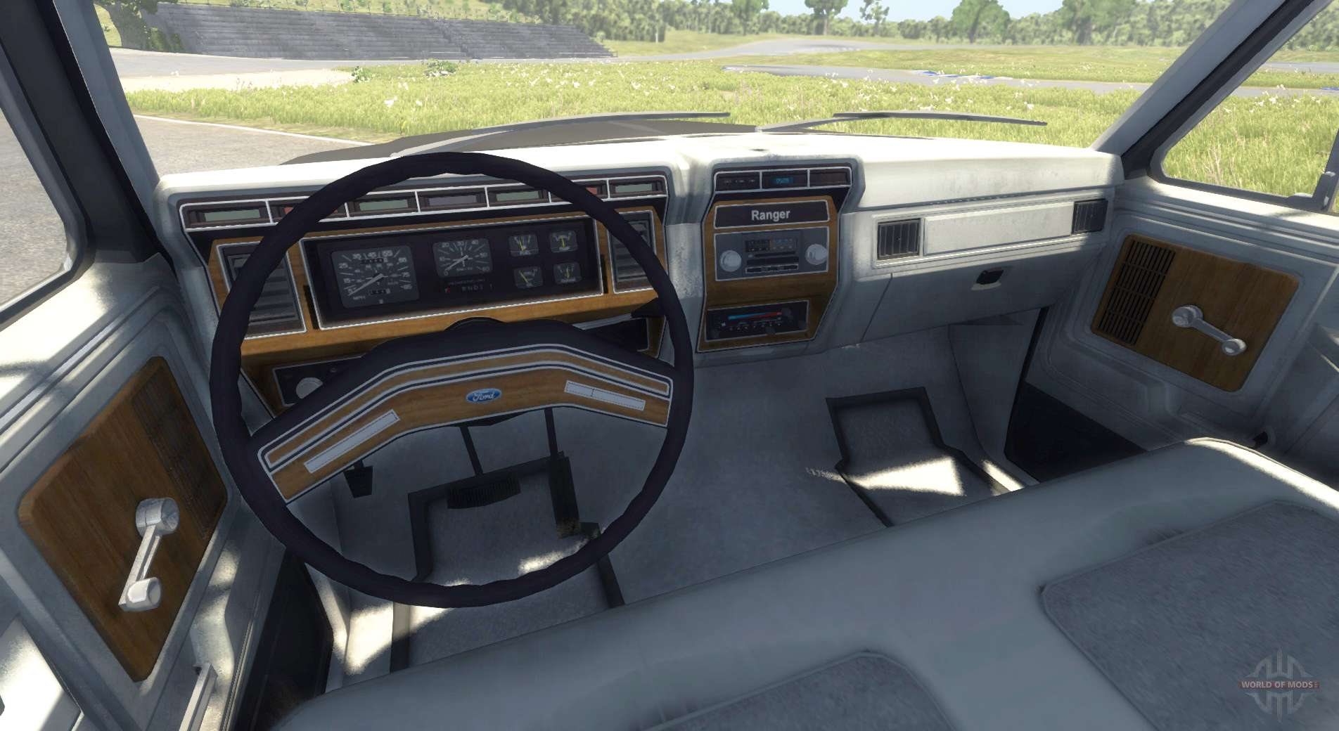 Ford f 150 ranger 1984 for beamng drive