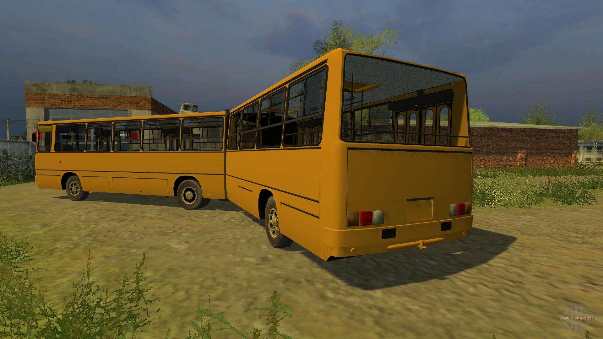 ikarus 280 for farming simulator 2013. Black Bedroom Furniture Sets. Home Design Ideas