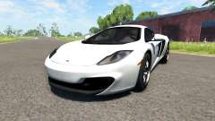 McLaren MP4-12C for BeamNG Drive