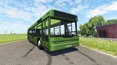 MAZ-203 green