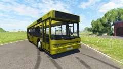 MAZ-203 yellow