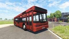 MAZ-203 red