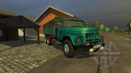 ZIL-131 for Farming Simulator 2013