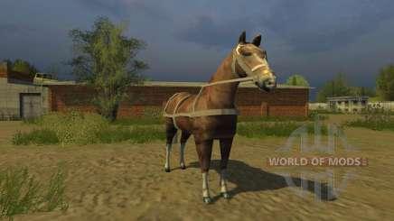 Horse for Farming Simulator 2013