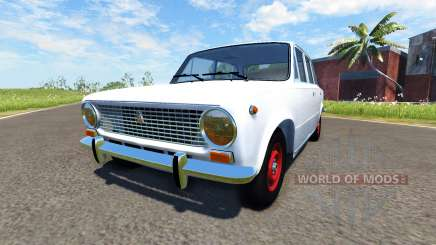 VAZ-2101 v2.0 for BeamNG Drive