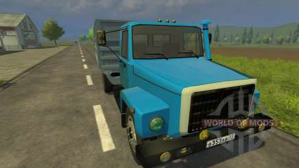 GAZ 3309 for Farming Simulator 2013
