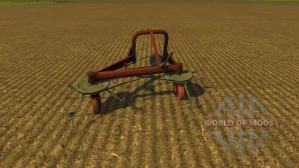 Tedder Spider for Farming Simulator 2013