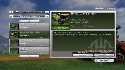 moreRealistic Vehicles for Farming Simulator 2013