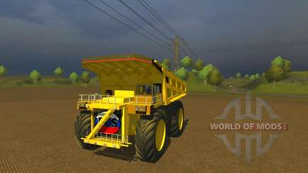 BelAZ 7571 for Farming Simulator 2013