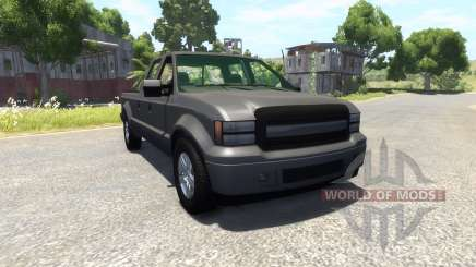 GTA V Vapid Sadler for BeamNG Drive