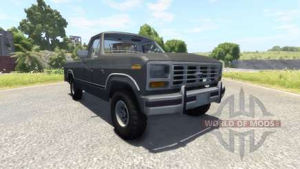 Ford F-150 Ranger 1984 for BeamNG Drive