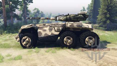 Beast skin 2 for Spin Tires