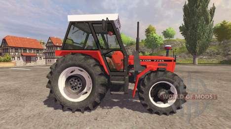 Zetor 7745 v2.0 for Farming Simulator 2013