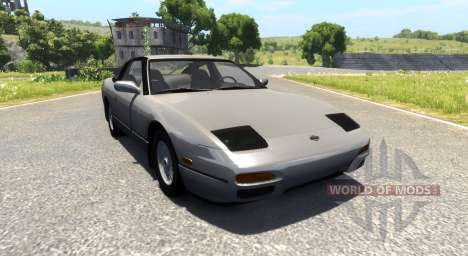 Nissan 240SX for BeamNG Drive