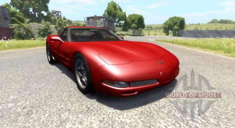 Chevrolet Corvette C5 for BeamNG Drive