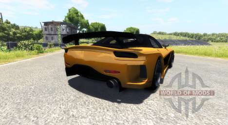 Mazda RX-7 for BeamNG Drive