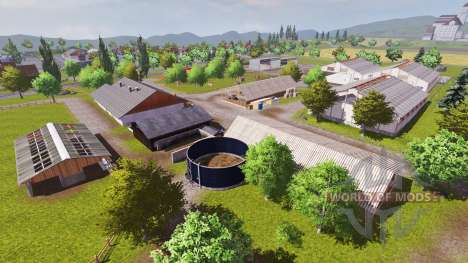 Country Life v1.5 for Farming Simulator 2013