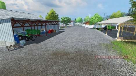 Siekhof v1.2 for Farming Simulator 2013