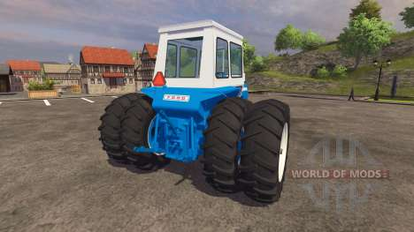 Ford 8000 v2.2 for Farming Simulator 2013