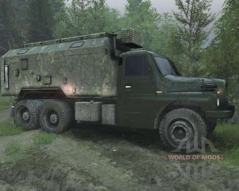TATRA 148 for Spin Tires