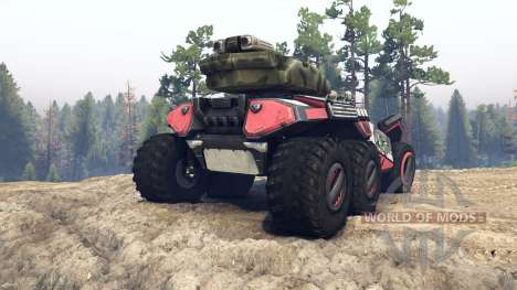 Beast skin 10 for Spin Tires