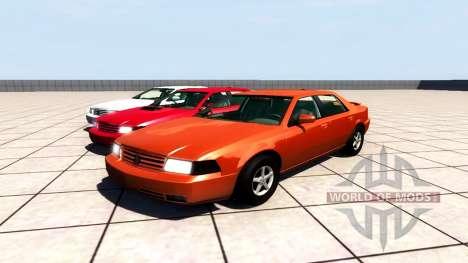 Lemanja LX for BeamNG Drive